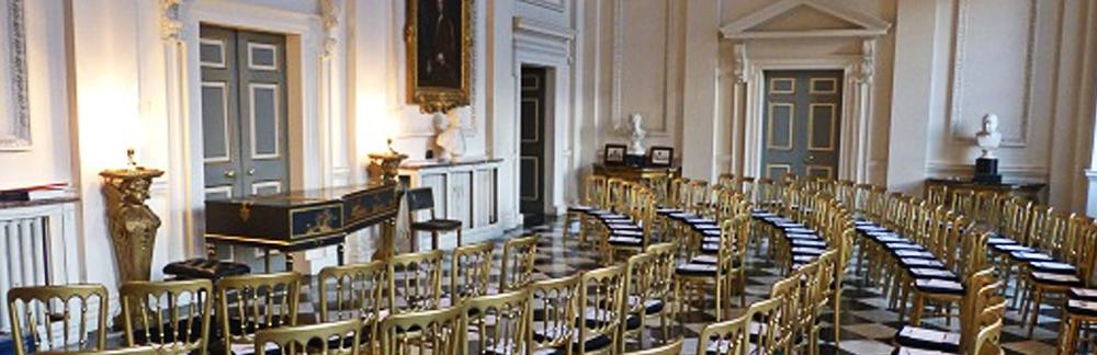 raynham hall recitals marble hall