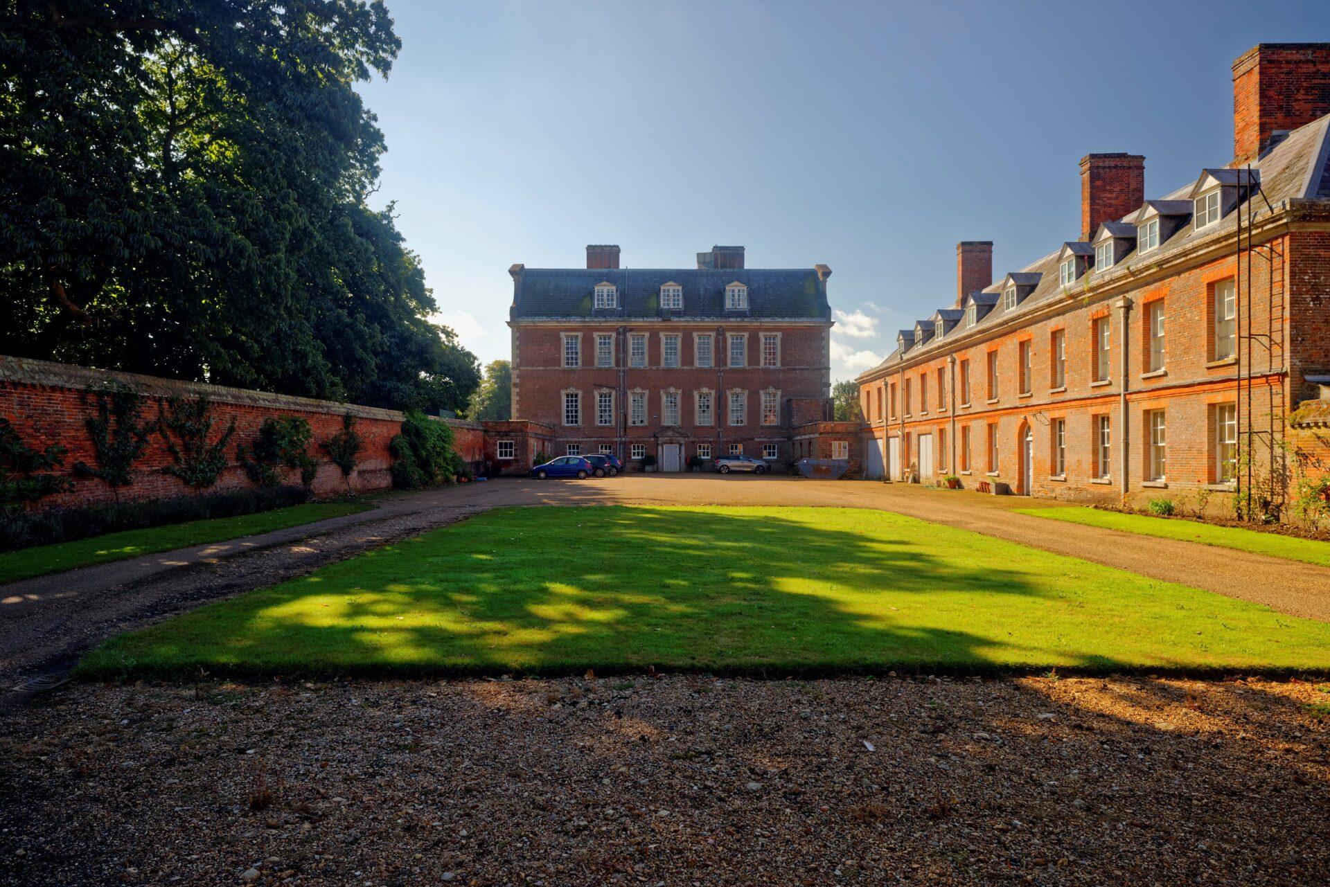 The Kent Wing, Raynham Hall, Norfolk